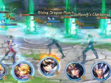 Combat in Saint Seiya Awakening: Knights of the Zodiac