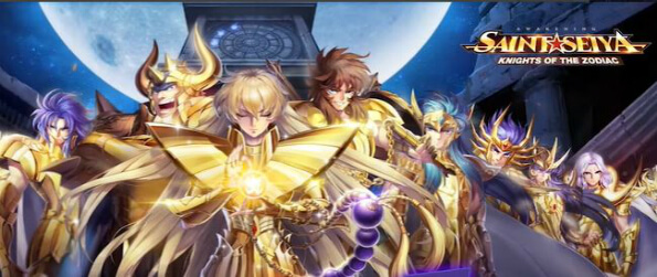 Saint Seiya Awakening: Knights of the Zodiac - Dive into the world of Saint Seiya Awakening: Knights of the Zodiac and take control of your favorite Saint Seiya characters in the field of battle.