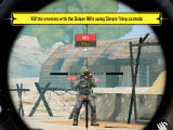 Using a Sniper Rifle in Call of Duty: Mobile - Garena