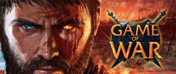 Game of War: Fire Age - Enjoy an incredibly immersive MMORTS experience that's sure to get you hooked.