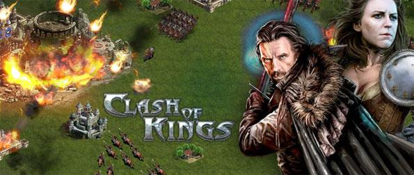 Clash of Kings - Explore a realistic game world and engage real life enemies