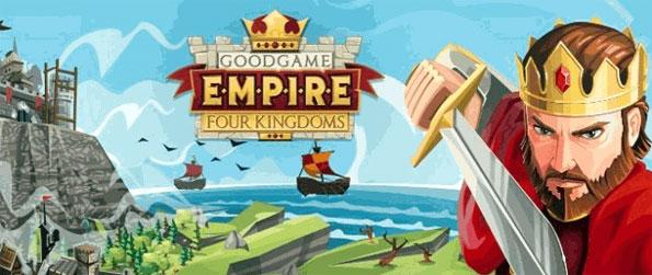 Empire: Four Kingdoms - Get hooked on this epic MMORTS experience full of gameplay options for you to explore.