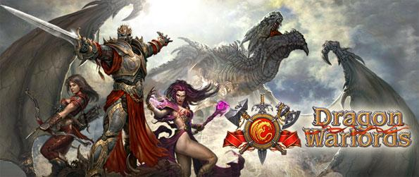Dragon Warlords - Fight intense battles in this captivating online strategy game that's full of great gameplay.