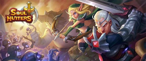 Soul Hunters - Assemble a part of brave warriors and embark on epic quests.