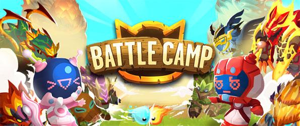 Battle Camp - Ancient evils are awakening and gathering their forces to sweep all before them.