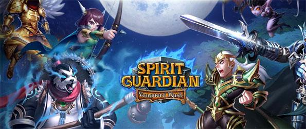 Spirit Guardian: Vanguard Rush - The Lord of Discord was long ago trapped in a trap and sealed away by the Spirits.