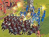 Clash of Units in Age of Empires: World Domination