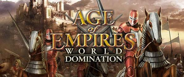 Age of Empires: World Domination - Age of Empires World Domination is a highly engaging game with real-time battles, along with civilization management and customization.