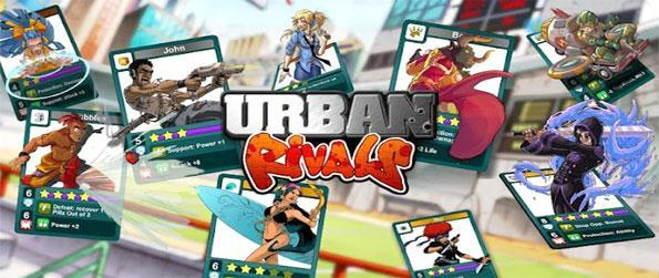 Urban Rivals - Battle to the death in a fun ccg game full of great twists and turns.