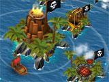 Your island in Monkey Bay