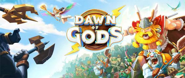 Dawn of Gods - Immerse yourself in this epic strategy game that's quite unlike anything you've seen before.