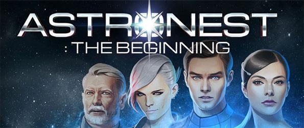 Astronest: The Beginning - Dive into the heated war between the Alliance of Neos and the Federation of Terra in their struggle to secure valuable Cosment deposits!