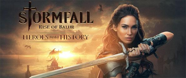 Stormfall: Rise of Balur - Be the one true king of your empire and defend it against the forces of enemies.