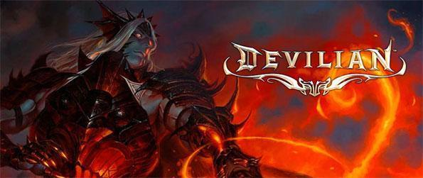 Devilian - Play as a cool half-devil hero and the last vanguard of Nala and attempt to defeat the Dark Lord and his legion of devils in this exciting game, Devilian!
