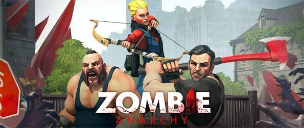 Zombie Anarchy: War & Survival - Enjoy this spectacular strategy game that'll put you against all odds as you try to survive.