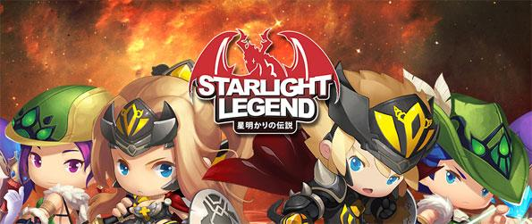 Starlight Legend - Join your friends and play Starlight Legend, an anime-inspired and classic MMORPG, developed for new players.