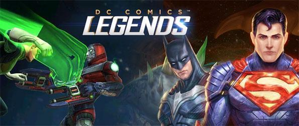 DC Legends - Enjoy a cinematic presentation and a highly immersive gameplay.