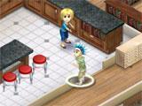 Virtual Families 2: Our Dream House Couple Arguing