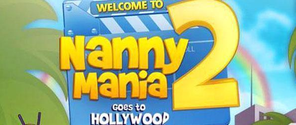 Nanny Mania 2 - Challenge your time management skills with various tasks to clean and help out around the house of an A-list star. Keep yourself busy for hours on end inside different homes in this exciting simulation game!