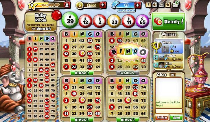 Bingo Blingo at PlayGamesLike
