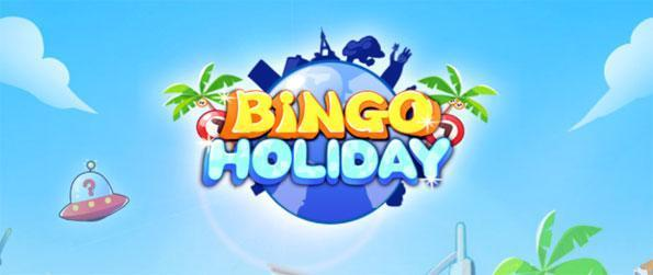 Bingo Holiday - Try out an exciting game of bingo in Bingo Holiday.