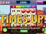Bingo Blast Time's Up