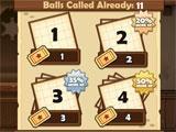Bingo Clash main menu