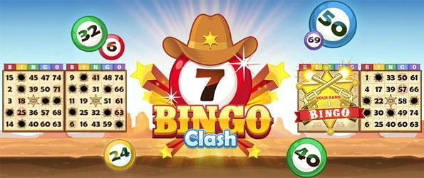 Bingo Clash - Get hooked on this addicting bingo game that'll take you on an adventure across the Wild West.