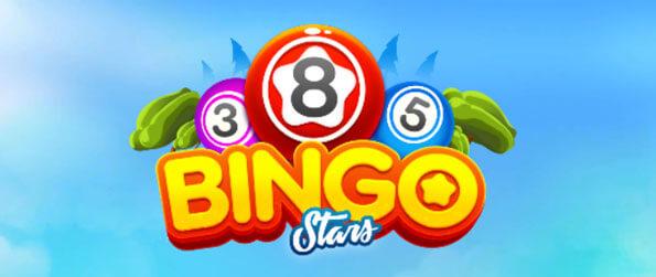 Bingo Stars - Buy up to 4 bingo cards per game to increase the odds of winning in Bingo Stars!