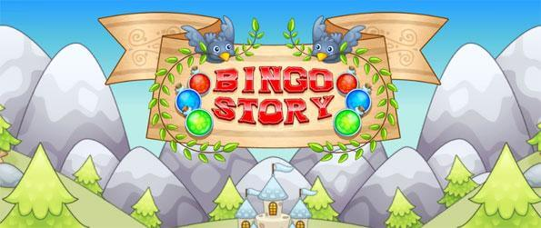 Bingo Story - Watch the story unfold as you play Bingo.