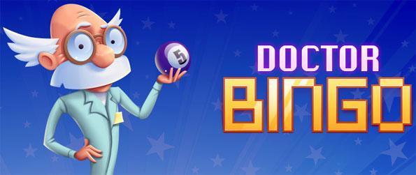 Doctor Bingo - Enjoy a classic bingo game full of fun and big prizes.