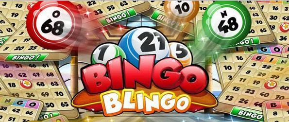 Bingo Blingo - It's B-I-N-G-O time! Play bingo with friends!