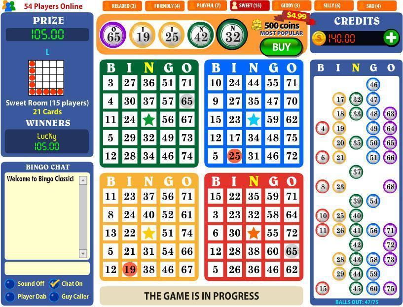 Bingo 22 dating