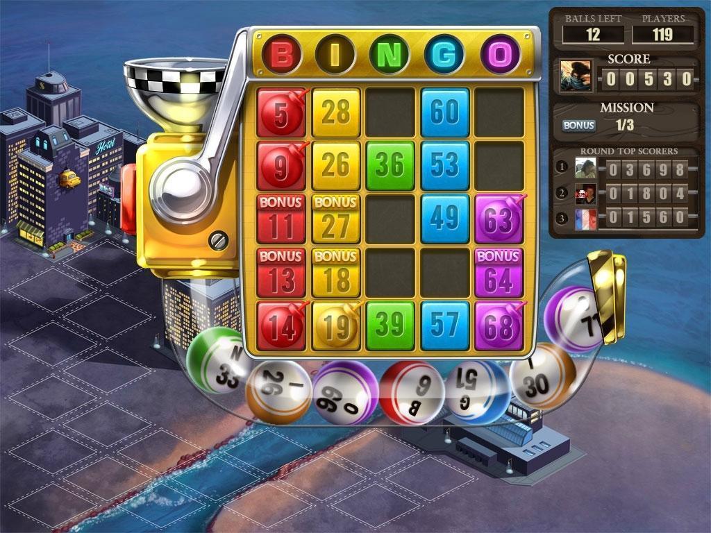 online free bingo games