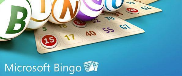 Microsoft Bingo - Play this addictive bingo game that will get you hooked from the very first minute of play.