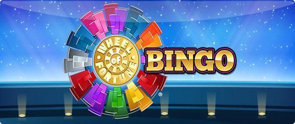 Wheel of Fortune Bingo - Enjoy a stunning mix of Wheel of Fortune and a fun Bingo Game.