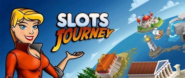 Slots Journey - Viaja por el mundo en este juego de tragamonedas impresionante.