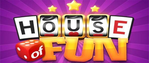 House of Fun Slots - Juega uno de más de 40 máquinas, o jugar a todos en este fabuloso Facebook Slots Juego.