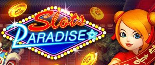 Slots Paradise - Disfruta de este clásico juego de Facebook Slots y jugar en su equipo favorito para ganar grandes premios.