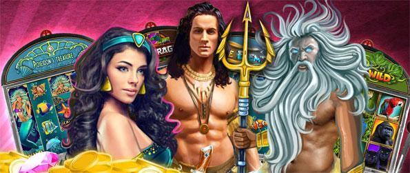 Miracle Slots & Casino - Juega un sorprendente filas de maquinaria para grandes ganancias!