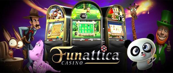 Funatica Casino Slots - Disfruta de una nueva experiencia ranuras diversión, con dosis de refuerzo que pueden ayudarte a ganar en grande.