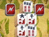 Gameplay for Luxor Mahjong