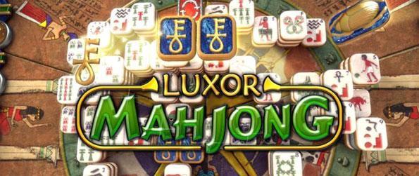 Luxor Mahjong - Disfrute de un viaje al antiguo Egipto en este impresionante nuevo juego de Mahjong.