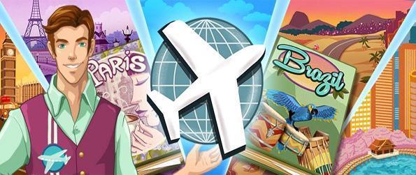 Let's Go Bingo - Visita las ciudades grandes y jugar bingo en un juego de Facebook.
