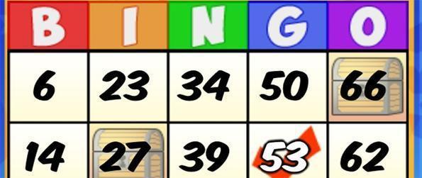 Bingo Heaven - Un juego gratuito para Facebook Bingo