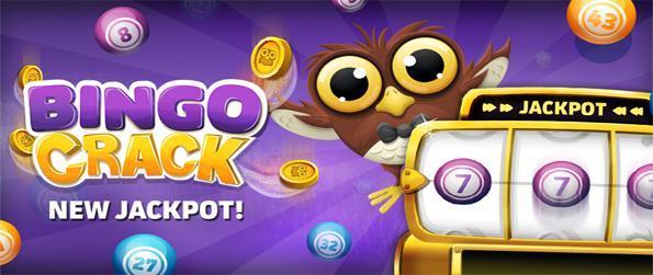 Bingo Crack - Jugar 75 o 90 bolas de bingo con este juego de Facebook.