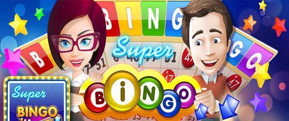 Super Bingo HD - Bienvenido a un fantástico juego de bingo gratis en Facebook.