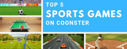 Top 5 Sports Games on Coonster thumb