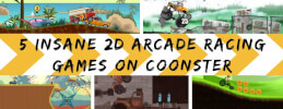 5 Insane 2D Arcade Racing Games on Coonster thumb