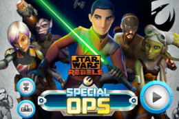 Star Wars Rebels: Special Ops thumb